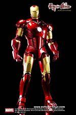 Ezhobi Hyper Gokin Ironman Mark 3 III Diecast Action Figure Marvel Avengers