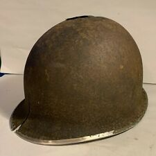 WW2 American M1 US Helmet Relic Fixed Bail from Normandy - British Sector
