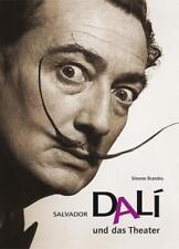 Salvador Dalí und das Theater von Simone Brandes (Gebundene Ausgabe) NEU und OVP
