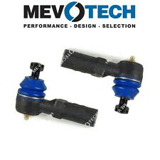 Pair Set of 2 Front Outer Tie Rod Ends Mevotech MES3438 for Nissan Infiniti I35
