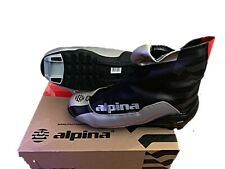 Alpina T 28 Men's Ski Boots Nnn Touring Xc Nordic Cross Country New pick size