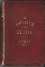 More details for old coghlan's travel guide - paris & environs - 1856 - 250 pages; many pictures