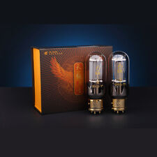 Matched Pair Shuguang 845-T Premium Vacuum Tube Nature Sound High-end Gift Box