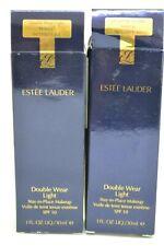 Estee Lauder Double Wear Light Stay-in-Place Makeup 1fl.oz./30ml ~choose yours~