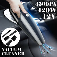Corded / Cordless120W Handheld Electric Hair Dust Vacuum Wet Dry Cleaner