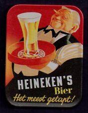 HEINEKEN BEERCOASTER FROM THE NETHERLANDS SE16001