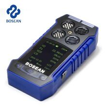 4 in 1 Toxic And Harmful Gas Alarm Detector CO O2 H2S Oxygen Analyzer Meter
