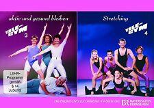 Tele-Gym 3+4 (03+04) - Aktiv & gesund bleiben+Stretching - DVD