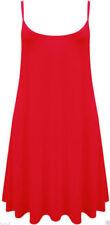 Vestiti da donna rossi con spalline m