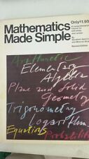 Mathematics Made Simple Paperback – 1962 by A. Sperling (Author), M. Stuart (Aut