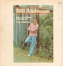 Bill Anderson(Vinyl LP)Every Time I Turn The Radio On-MCA-MCA 164-US-19-VG/VG+