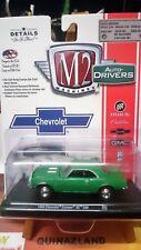 M2 Machines Auto-Drivers 1968 Chevrolet Camaro SS 359 (N12)
