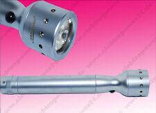 LED Lenser - V2 Luna Lente Linterna Luces/ Lámpara 7549 con Bolsa de cinturón