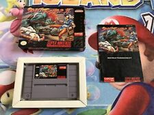 Juego Super Nintendo Snes Street Fighter II 2 Versión Ntsc Usa 100% Original CIB