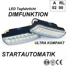 LED Feux diurnes r87 module marque d'homologation E e9 16smd phare de jour tfl