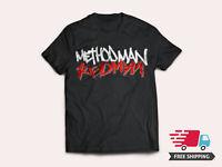 Method Man hip hop music T-shirt S-5XL Tee Vintage rap Free Shipping Wutang 2