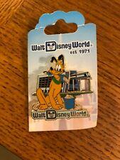 Walt Disney World Pluto Contemporary Hotel Monorail Moves 2006 Pin