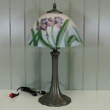Kaldun & Bogle Glass Iris Table Lamp
