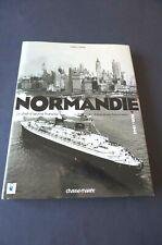 Marine Paquebot Normandie  un chef-d'oeuvre français de frédéric Ollivier