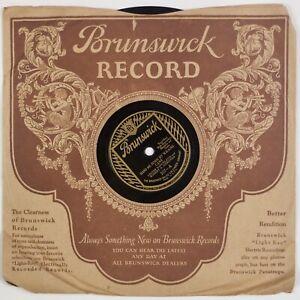 LESTER McFARLAND & ROBERT GARDNER: Brunswick Guitar Mandolin Country 78 E Hear