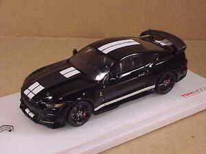 TRUESCALE #TSM430478 1/43 2020 Ford Mustang Shelby GT500, Shadow Black