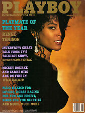 US-Playboy 06/1990    CARRÈ OTIS*    Juni/1990