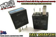 2 X Holden TYCO 4 PIN BLUE TOP MICRO RELAY - 12v 16A Siemens 92047112 Relays KLR