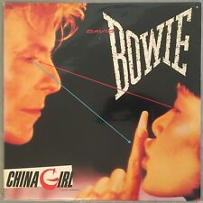 "DAVID BOWIE - China Girl - 12"" Single (Vinyl LP) EMI SPRO 9951-2"