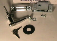 1928-1929 Model A Ford Coupe and Roadster Rumble Lid Deluxe Hardware Set