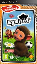 Essentials Eye Pet SONY PSP IT IMPORT SONY COMPUTER ENTERTAINMENT