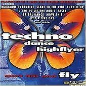 Various Artists - Techno Dance Highflyer, Various Artists, Very Good CD