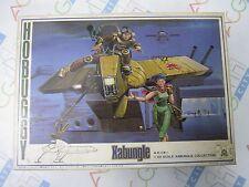Combat Mecha Xabungle Walker Machine 1/48 Scale Hobuggy Model Kit Bandai Japan
