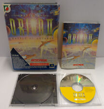 Computer Game Big Box PC CD-ROM ITALIANO MASTER OF ORION II 2 Battle at Antares