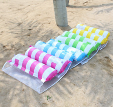 Inflatable Water Hammock - Floating Adult Foldable Swimming Summer Water NEW!