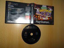 ATTACK OF THE SAUCERMAN PLAYSTATION 1 PS1 Versión Pal Renta Versión