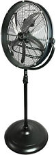 Industrial Heavy Duty Powerful And Quiet Metal High Velocity 360 Degree Tilt Fan