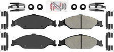 Disc Brake Pad Set-GT Front Autopartsource PTM804 fits 1999 Ford Mustang