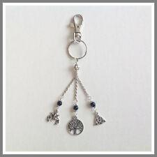 Bijou de sac-Porte clefs arbre de vie Celtique Vampire Gothique Elfique