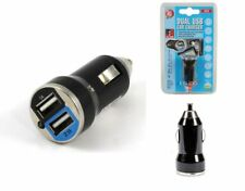 ALLRIDE 12V FAST CHARGING DUAL USB CAR CHARGER SOCKET TWO PORTS 2.1A