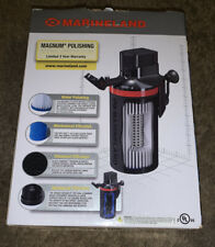 MarineLand Magnum Polishing Internal Canister Filter Without Floss Sleeve