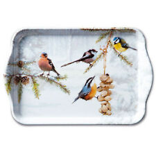Tablett, Tray ALL TOGETHER  13x21cm by Ambiente | Vögel, Meise