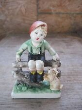 Old Made in USA Original HUMMEL Reproduction Figure..Shows Age & Some Scuffs