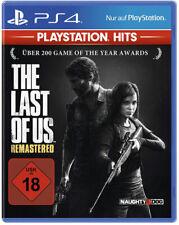 The Last of Us Remastered (ps4) (nouveau neuf dans sa boîte) (version allemande) (Livraison rapide)