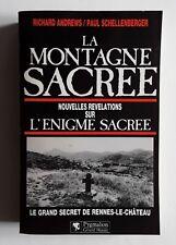 LA MONTAGNE SACRÉE-LE GRAND SECRET DE RENNES LE CHÂTEAU