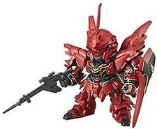 BANDAI SD Gundam EX Standard Mobile Suit Gundam UC Sinanju Color-Coded