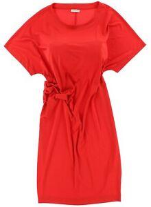 By Malene Birger Damen Kleid Dress Gr.M (DE 38) Tatian Cocktailkleid Rot 111617