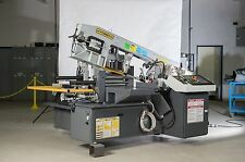 "HydMech S-20A 13""H X18""W Capacity 5Hp 208,240,480 Or 575V 3Ph Automatic Band Saw"
