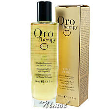 Illuminating Fluid Oro Puro Therapy 24k ® 100ml Micro-active Gold Argan Oil