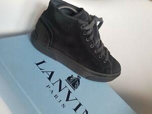 Lanvin of Paris   Designer Mens Shoes Size 6
