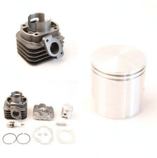 Motorbike Scooter Cylinder Kit Piston Gasket 48mm For YAMAHA BWS / ZUMA 50